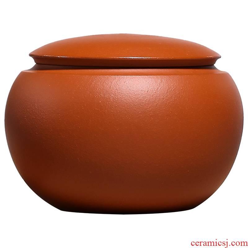 Shadow at yixing purple sand tea pot checking quality pu - erh tea pot small pocket mini travel portable tea box of JH