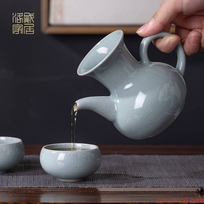 Your up ceramic fair keller and a cup of tea ware jingdezhen kung fu tea set points) suit large single greedy cup