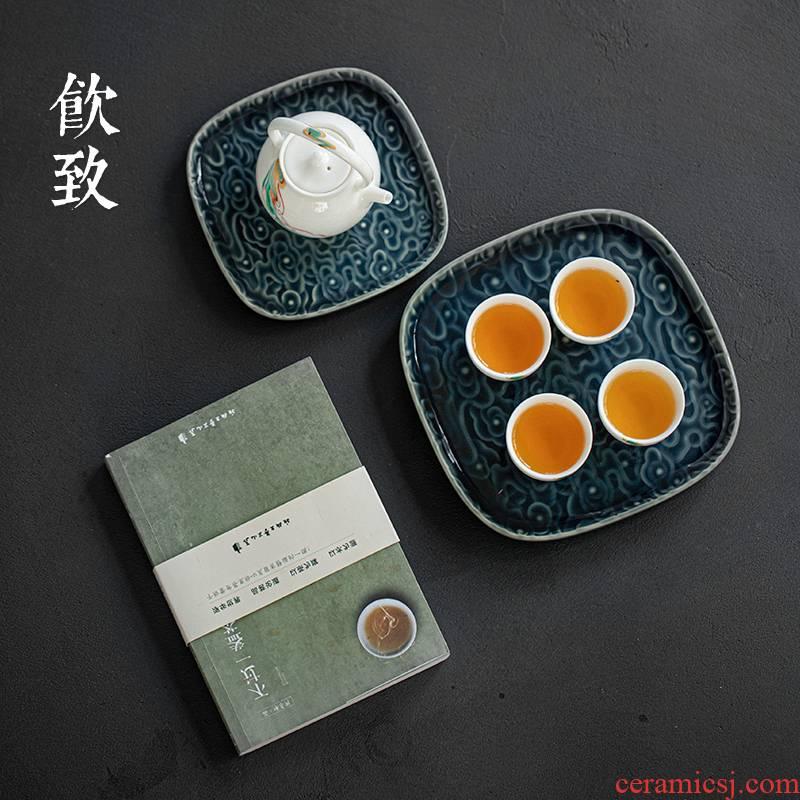 Ultimately responds to the manual zen pot bearing ceramic work mercifully a pot of pallet kunfu tea adopt Japanese tea tea tea set