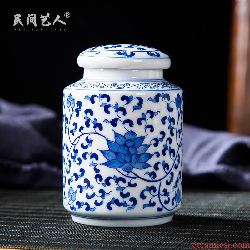 Jingdezhen ceramic tea pot household of Chinese style hand seal pot small four two white porcelain tea pot