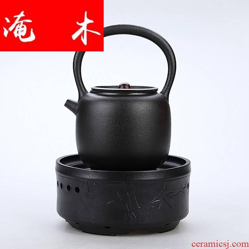 Submerged wood save as ceramic tea boiled tea, black tea kettle automatically in some bamboo smart TaoLu tea stove