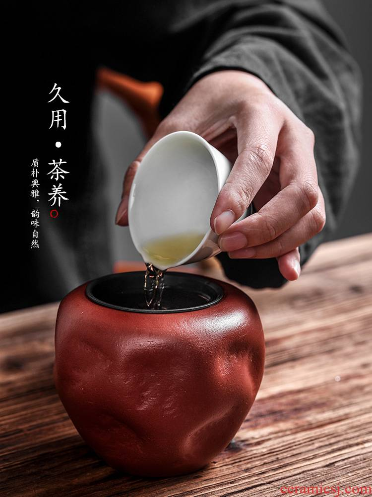 Purple sand dry table 12 water kettle pot pad Japanese water jingdezhen pure manual build tea on tea table water fittings