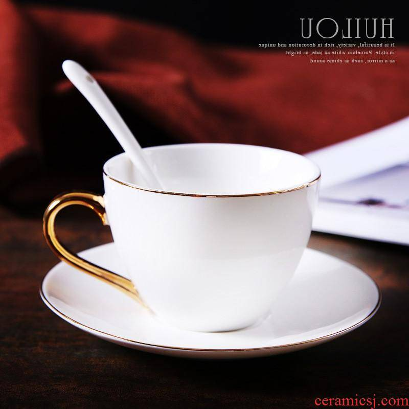 The Nordic kitchen see colour coffee cup creative restaurant ceramic keller cup dish teaspoons of ceramic cup gift set