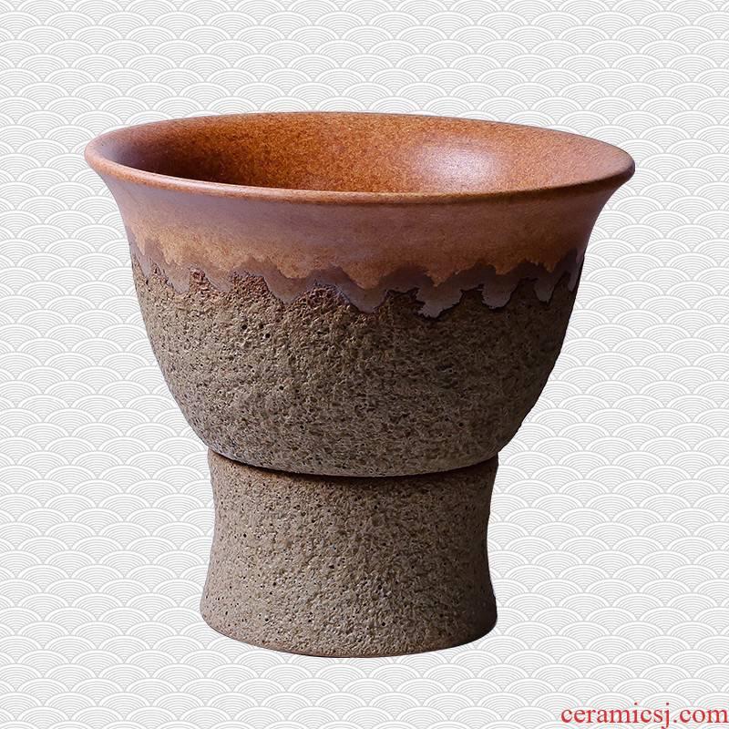 Jingdezhen ceramic household balcony retro mop pool is suing art antique toilet size mop pool