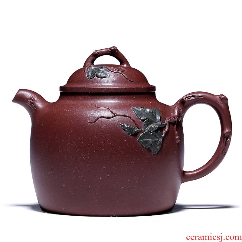12 installment of interest - free 】 【 shadow at yixing famous quality goods are it all hand li - ping shao GYT high pot