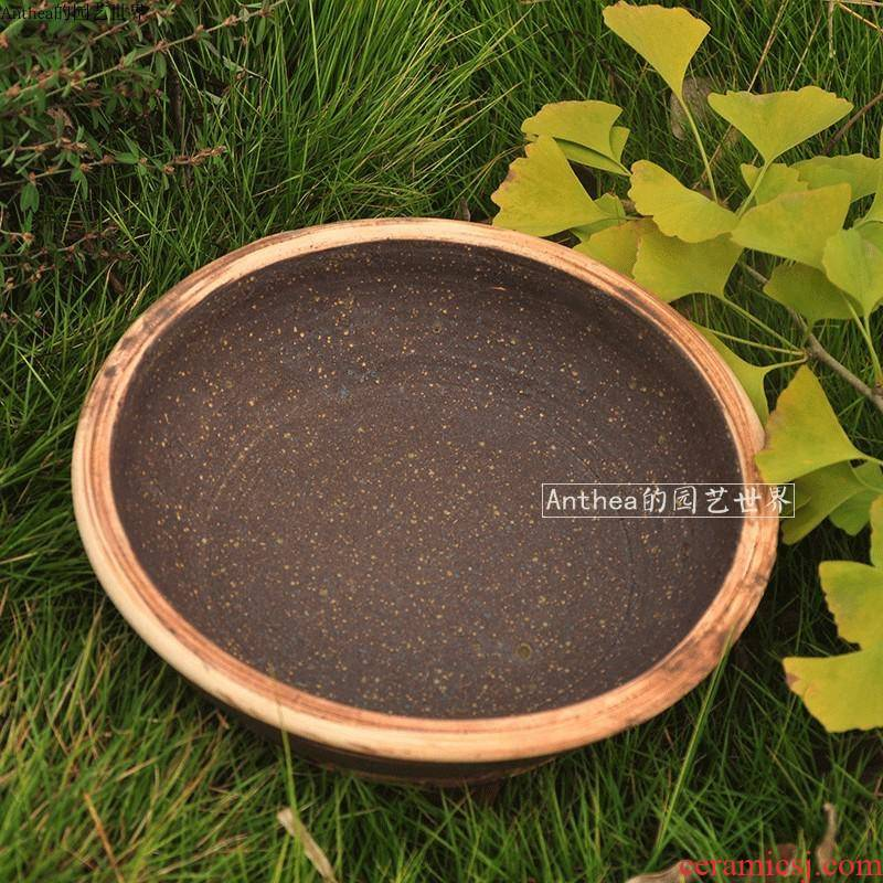 Tao coarse soil bowl bowl earthenware bowl bowl bowl traditional peasant household unglazed soil earth earthen bowl earthenware bowl of the big bowl