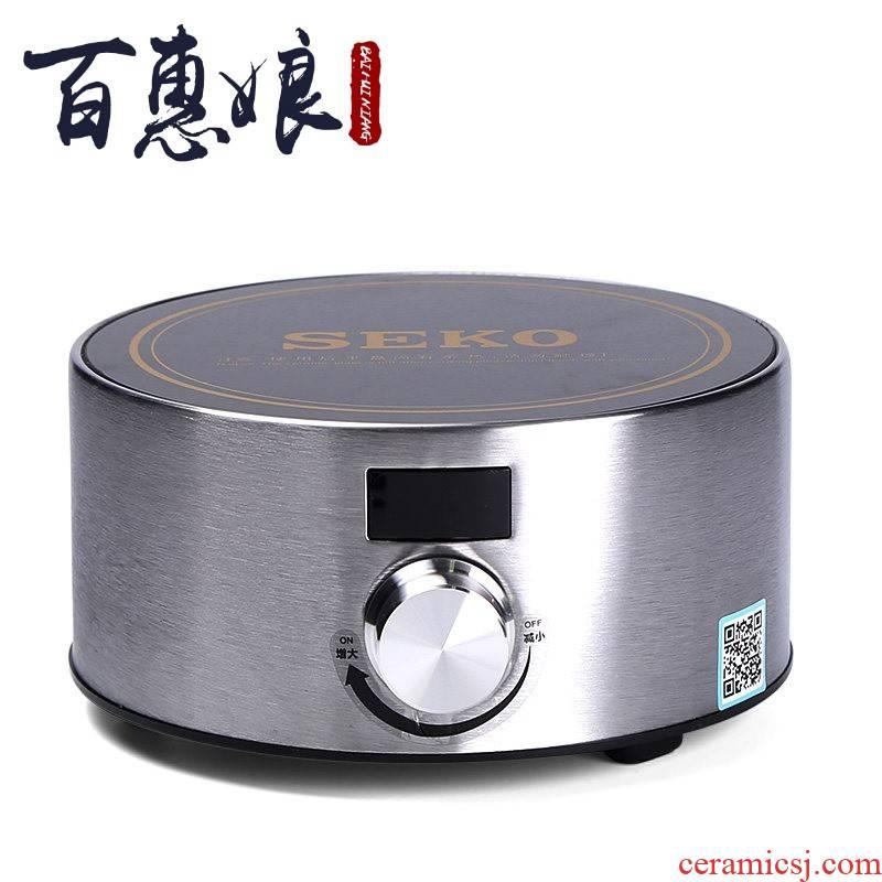 (niang tea accessories electric TaoLu teapot tea stove small tea set induction cooker domestic tea stove to boil tea ware