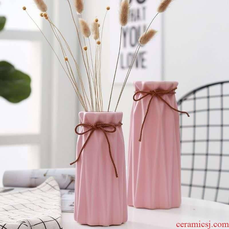 Jingdezhen Nordic vase