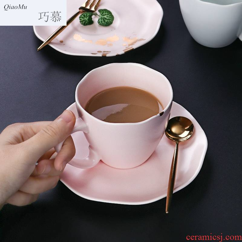 Longed for home opportunely marca dragon coffee cups and saucers suit jingdezhen ceramic tea, black tea scented tea cups