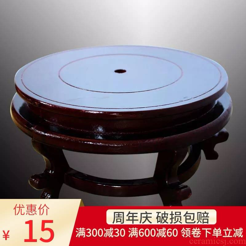 Do not order delivery jingdezhen tank base