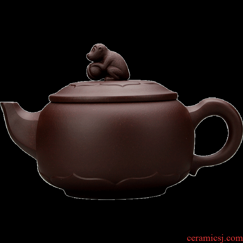 Shadow at yixing undressed ore it real product manual craft masters boutique kung fu tea pot life of gifts