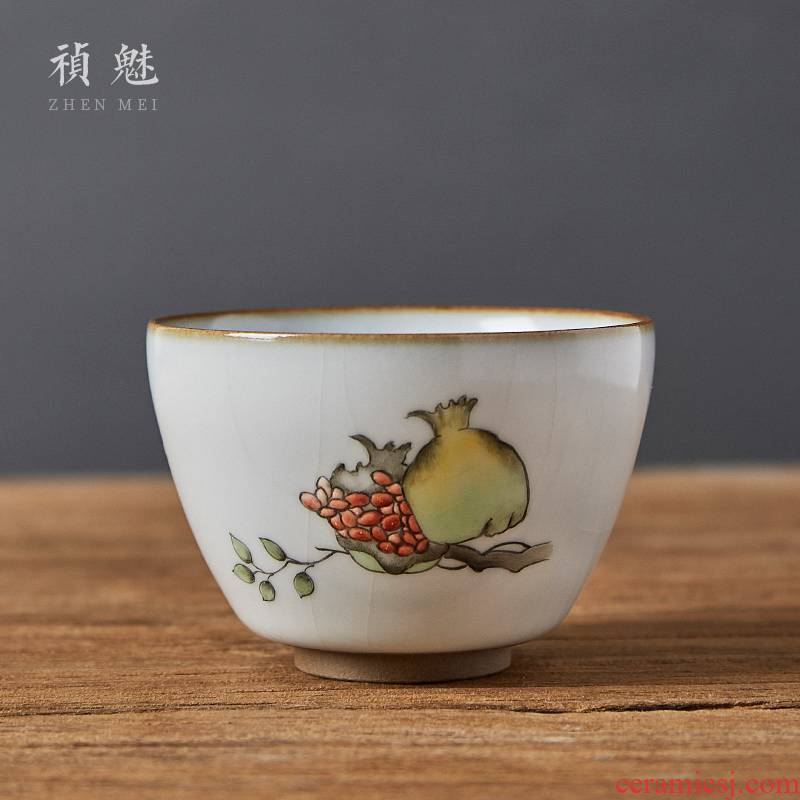 Shot incarnate all hand which your up with jingdezhen ceramic cups kung fu tea master sample tea cup cup personal single CPU