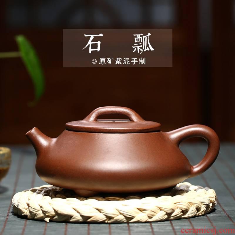 The kitchen stone gourd ladle are it semi - manual tea wholesale DeDang tea factory