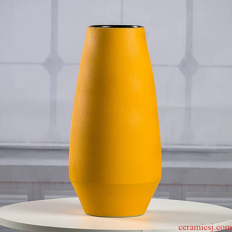 Nordic vases, I and contracted furnishing articles dried flower arranging flowers sitting room jingdezhen ceramics creative decorations arts and crafts
