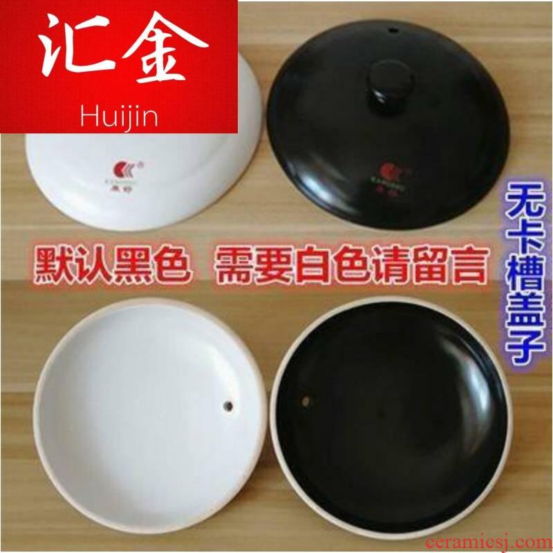 Sand pot son single cover kitchenware high - temperature soup pot stew pot stone general ceramic accessories cooking pot