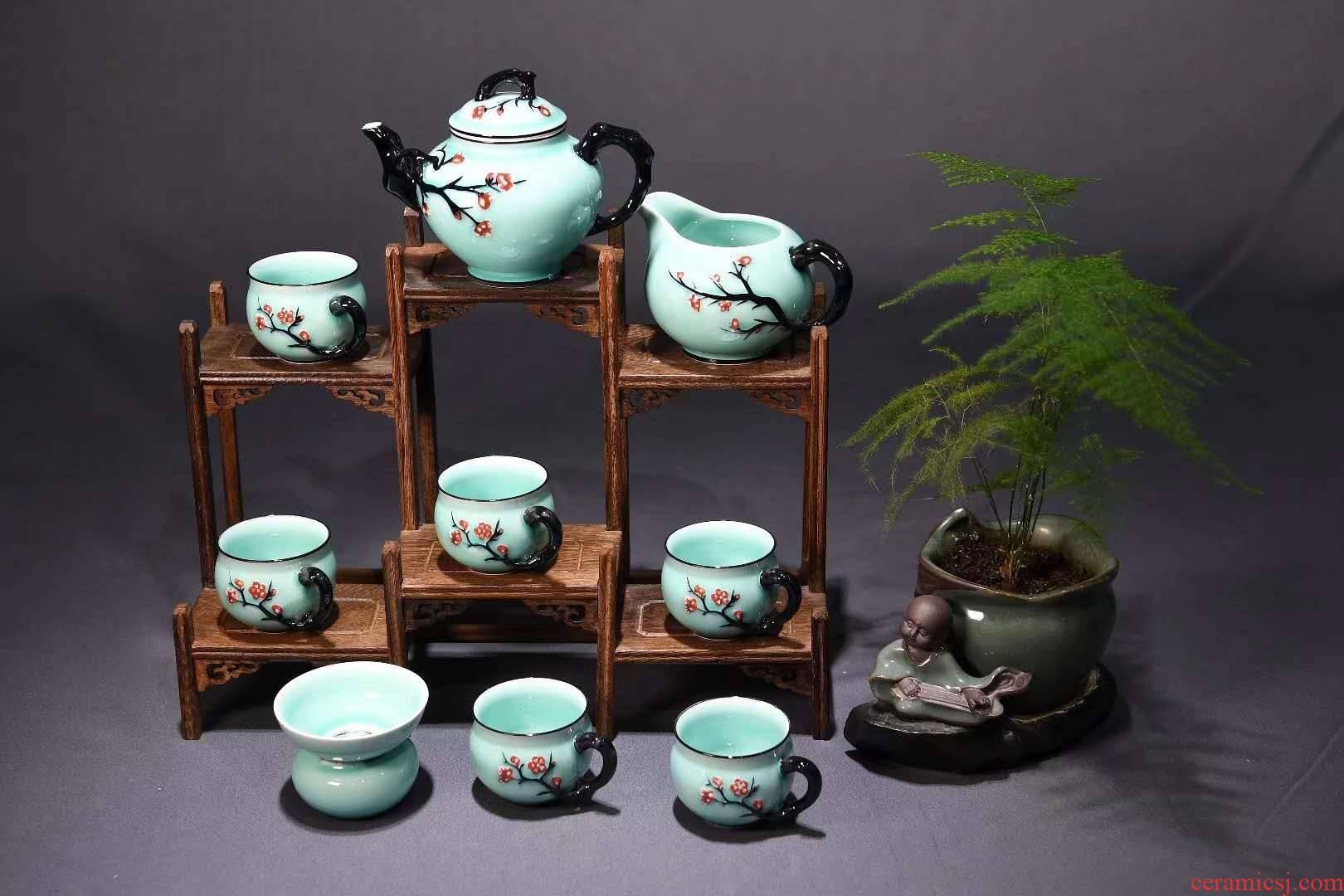Jingdezhen tea set
