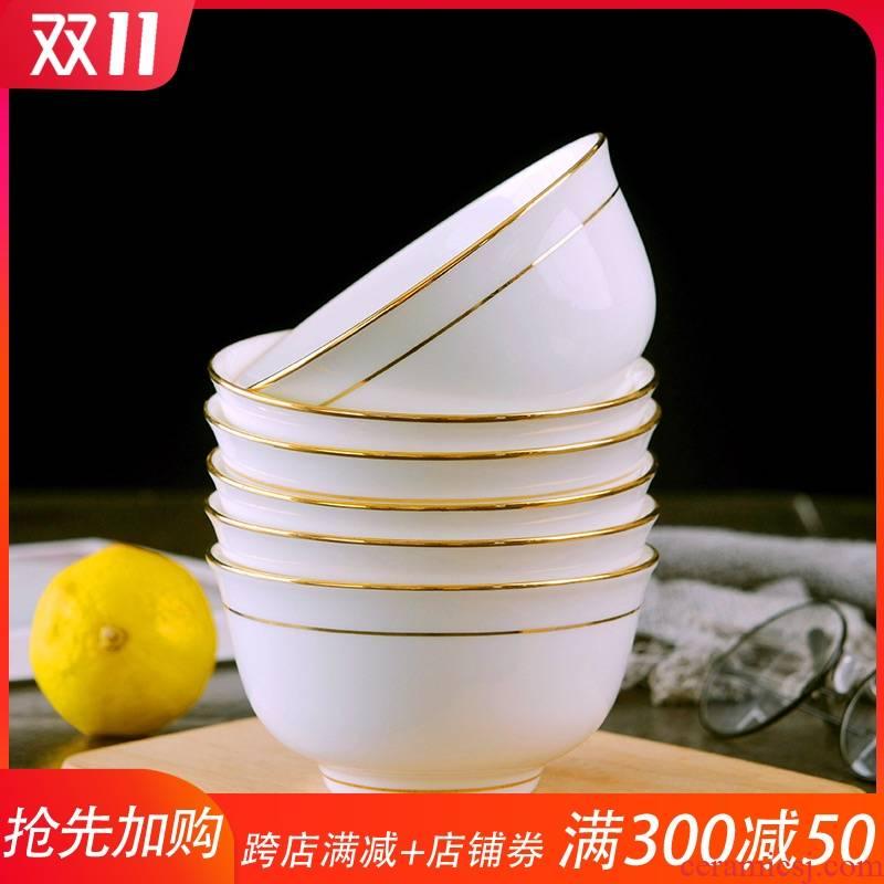 Jingdezhen home up phnom penh ipads porcelain rice bowls suit European ideas don 't hot ceramic bowl large of noodles bowl