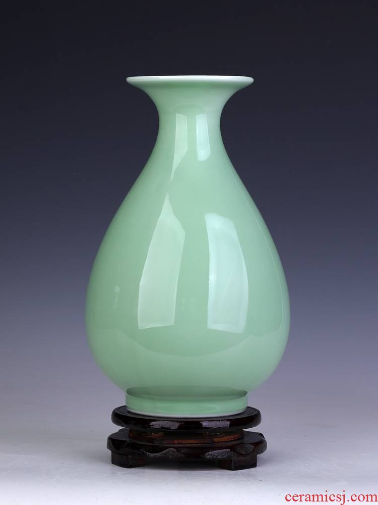 Creative vase is placed small sitting room ark adornment restaurant flower arranging mesa of I and contracted ceramic household act the role ofing is tasted