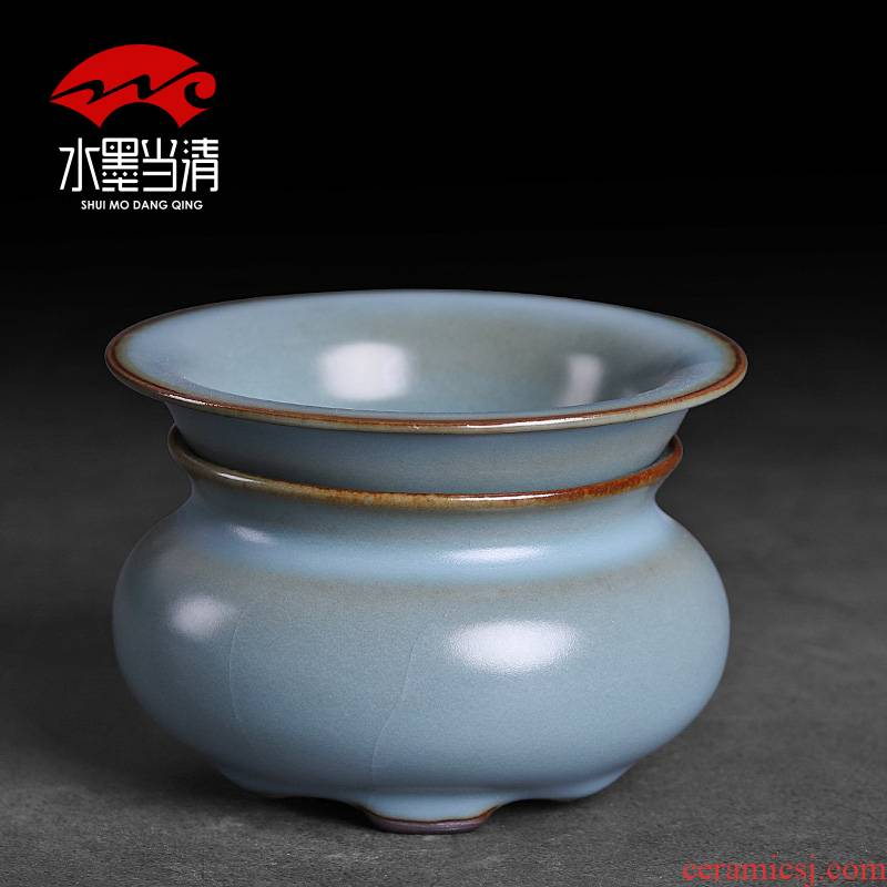 Your up ceramic creative every tea tea) filter filter make tea tea accessories filter gauze with zero