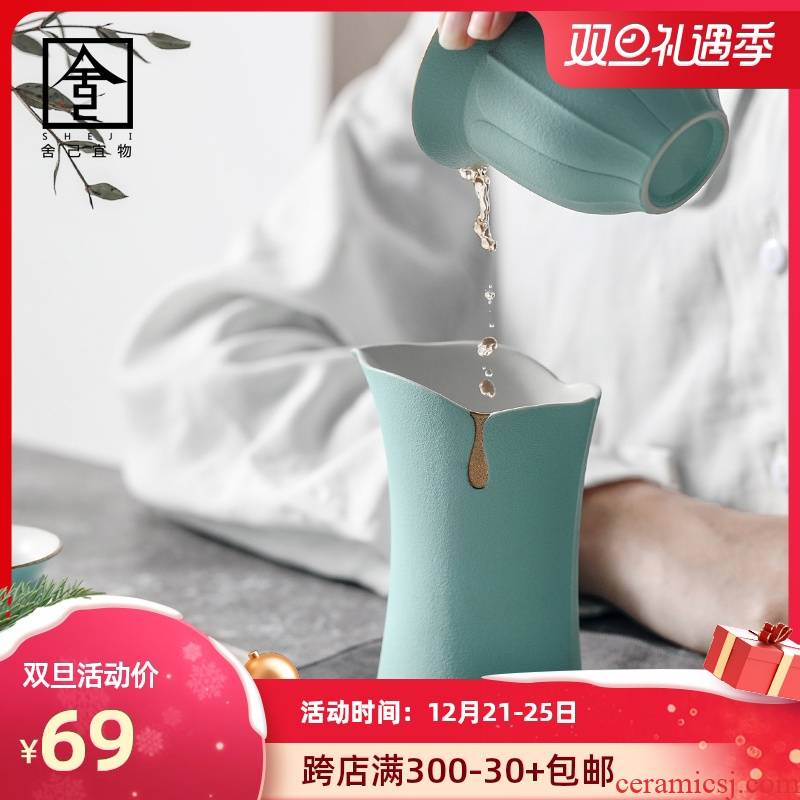 """The Self - """"appropriate content Japanese contracted see colour of jingdezhen ceramics and fair keller cup) cup points cups of tea"""