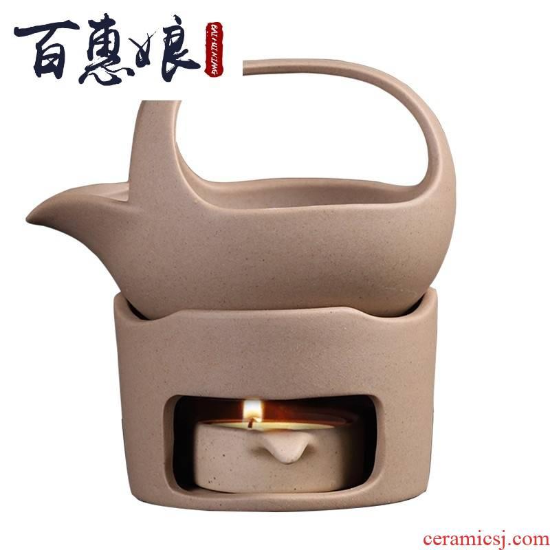 (niang tea kungfu tea set is suing travel tea ceramic tea set portable package boil tea stove to boil water
