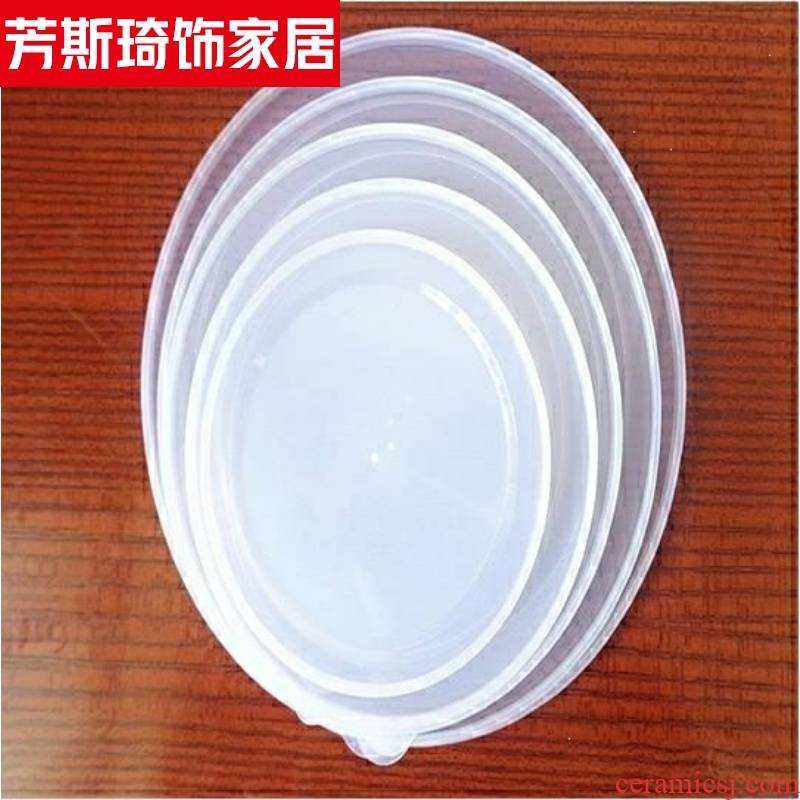 10 to 18 cm preservation bowl cover gasket plastic cover the lid fresh lifted the lid of enamel bowls son home circle.