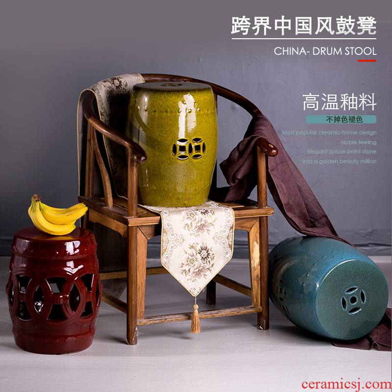 Jingdezhen high temperature ceramic who in shoes who toilet who up transformation who sample hotel ceramic jewelry furnishing articles