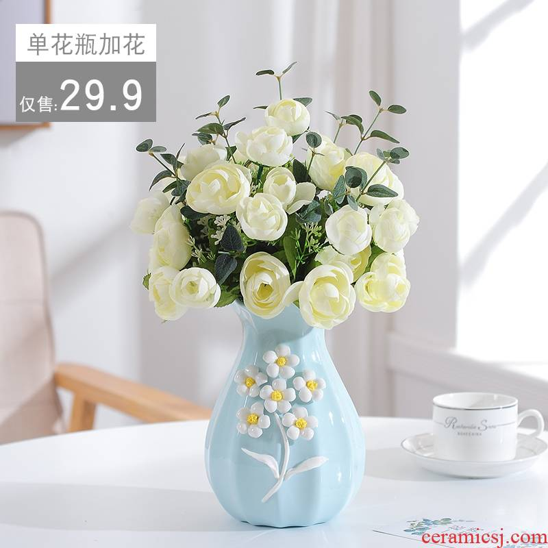 To embellish household ceramics lucky elephant creative furnishing articles room feng shui and I and contracted sitting room TV ark is small