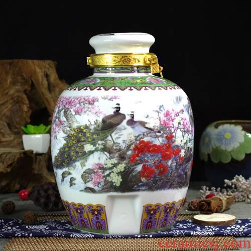 30 jins 20 jins of jingdezhen ceramic bottle wine jar it how hip brewing cylinder lock mercifully jars