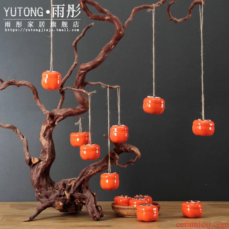 Ceramic small place simulation the plants home sitting room bedroom creative wedding decorations hang act the role of everything