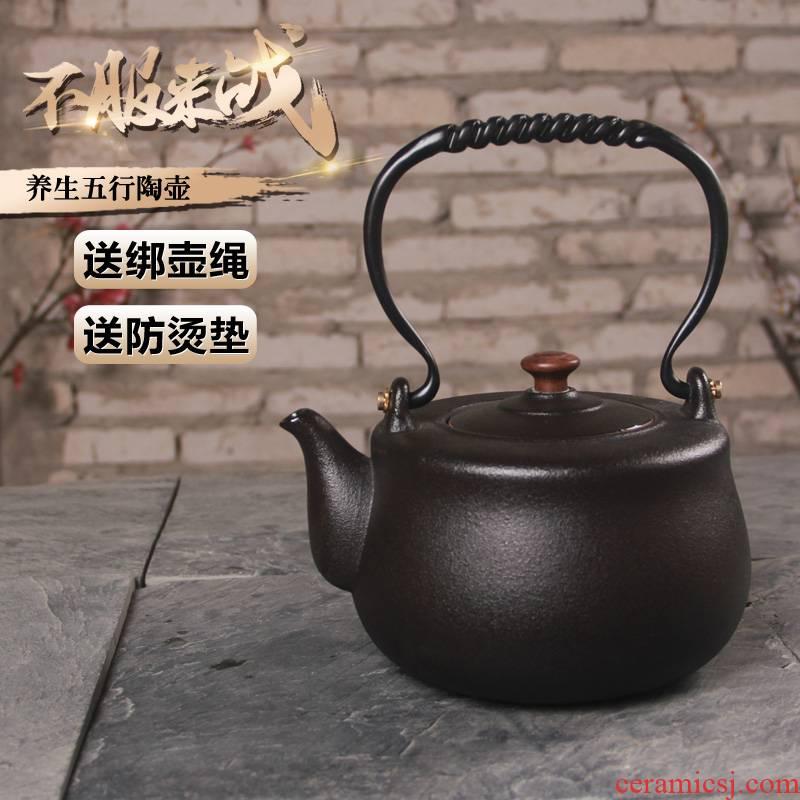 Electric TaoLu boiled tea, household automatic white tea is black tea pu - erh tea furnace heating ceramic heat the water jug suits for