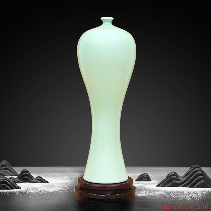 Jingdezhen ceramics vase archaize color glaze beauties drunk furnishing articles sitting room home decoration home decoration