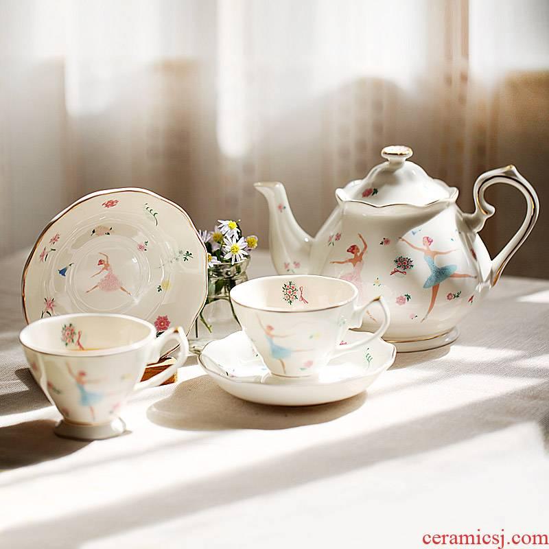 English ipads China red porcelain tea cups tea sets tea pot coffee cups and saucers suit afternoon tea tea