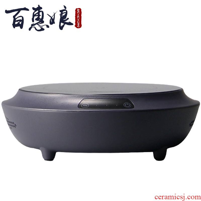 (electrical TaoLu niang small tea stove household mini boiled tea stove.mute glass tea tea stove heating furnace'm a kettle