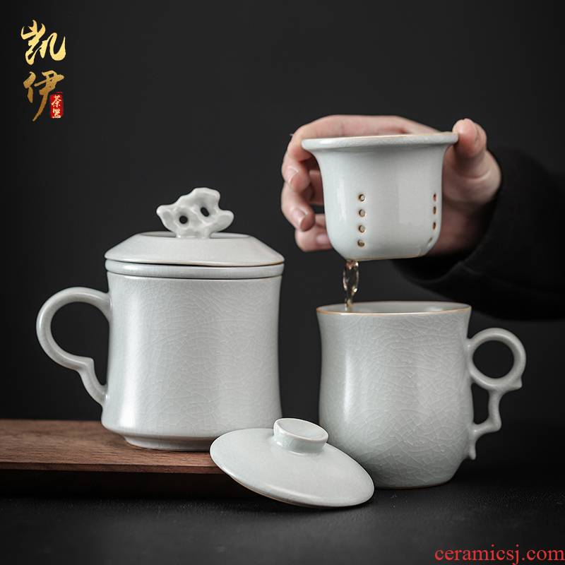 Start your up longfeng cup tea cups office mugs your porcelain cup filter kung fu tea cups