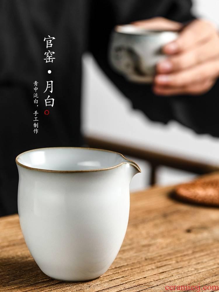 Your up fair keller single jingdezhen kung fu tea set to open the slice heat resisting high temperature ceramic tea will keep reasonable pot