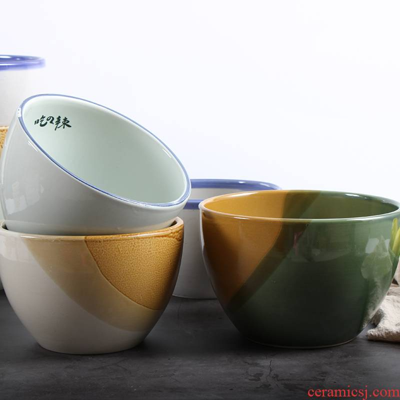 Cold Cold pot, so special to use standard 収 special bowl basin ltd. port pot chicken Cold so dedicated container large bowl of porcelain
