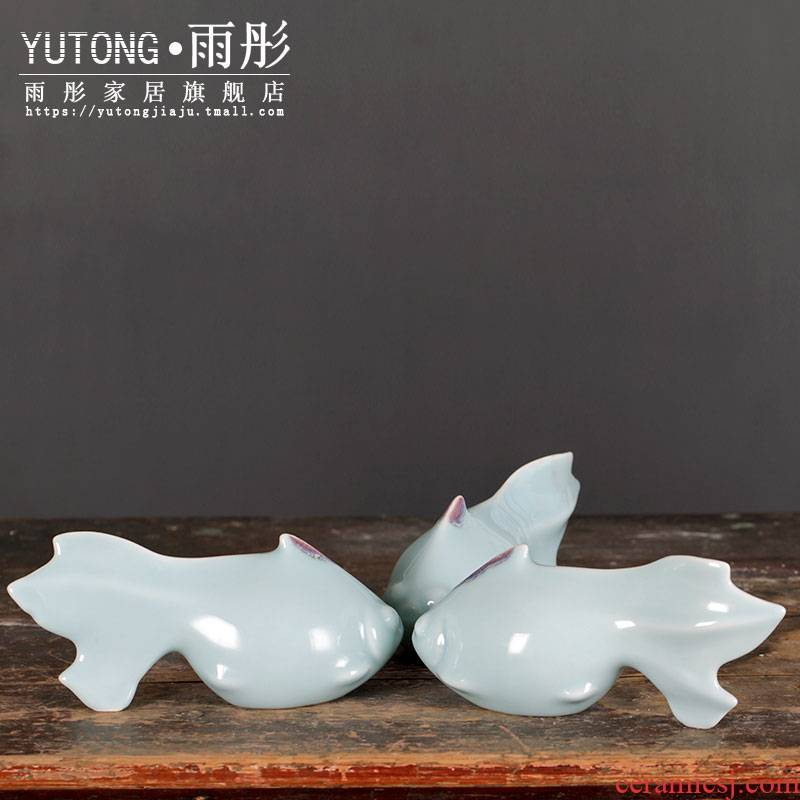 Jingdezhen ceramic checking ceramic up fish modernism ideas fish restaurant porch soft outfit are rooted