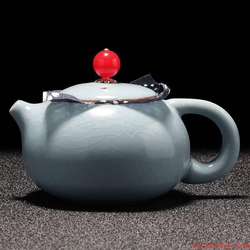 Hui shi ru up teapot your up ceramic tea set small teapot open your porcelain kung fu tea tea teapot single pot