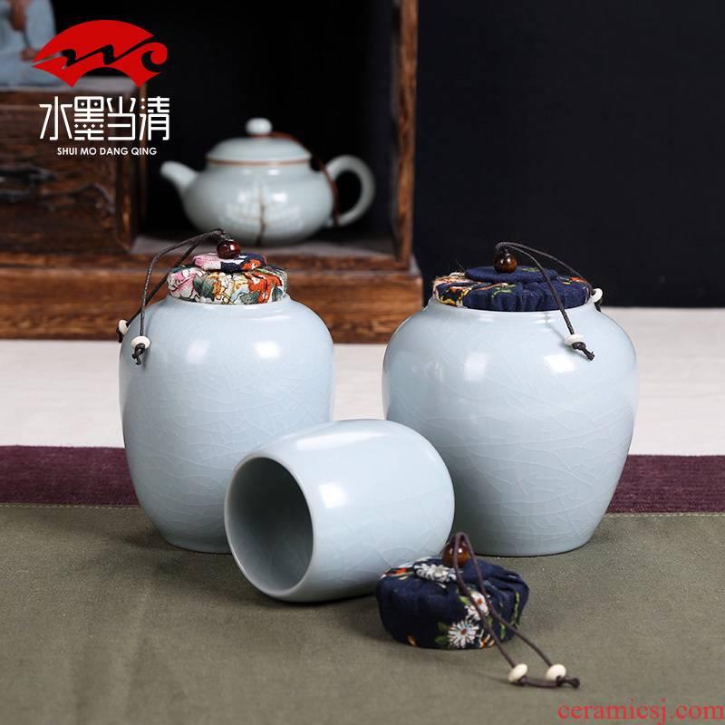 Tea sets accessories ceramics creative caddy fixings seal pot home Tea zero matchs Tea art small POTS