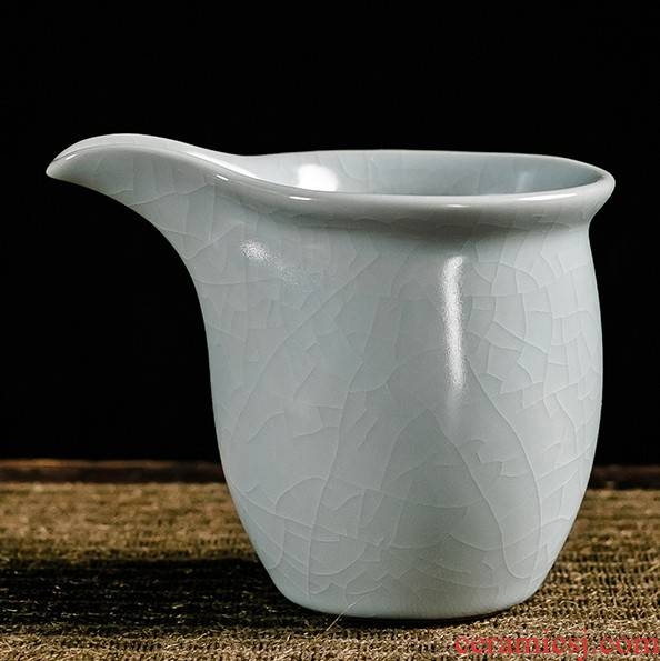Ya xin company hall your up agate glaze ceramic fair keller and a cup of tea is large porcelain tea set separate piece can raise