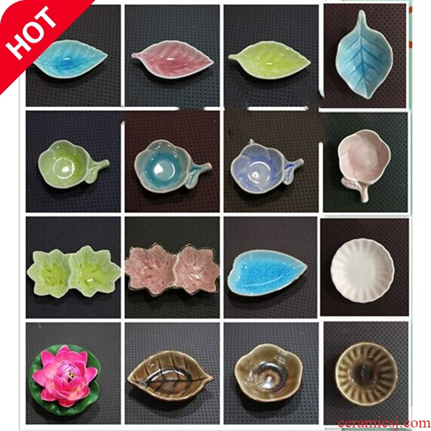 SPA beauty products and beauty plate disc ceramic dishes dishes ceramic products mixing disc aromatherapy tray