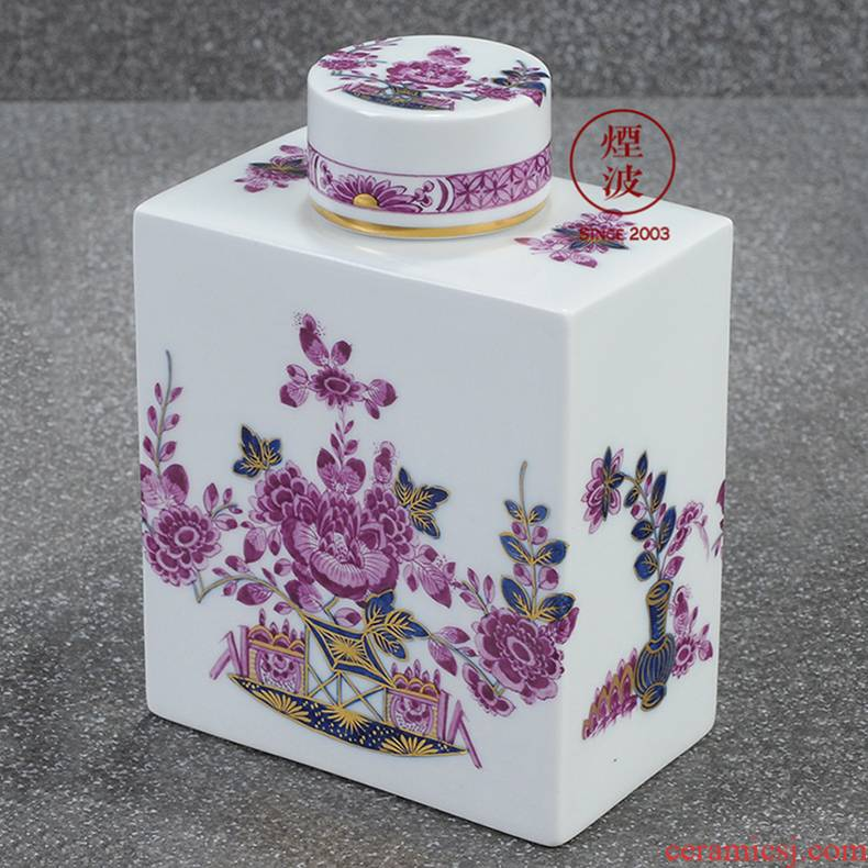 German mason mason meisen new clipping the see colour porcelain decorative design in a utensil caddy fixings in India