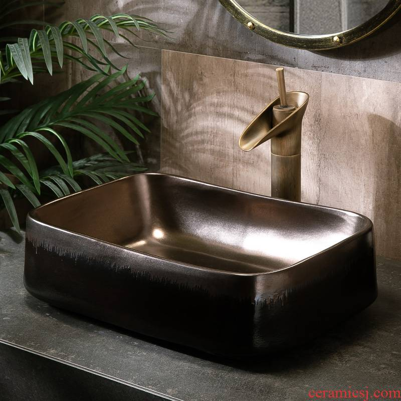 Stage basin northern wind ceramic lavatory toilet lavabo single marble mesa upscale hotels hand basin