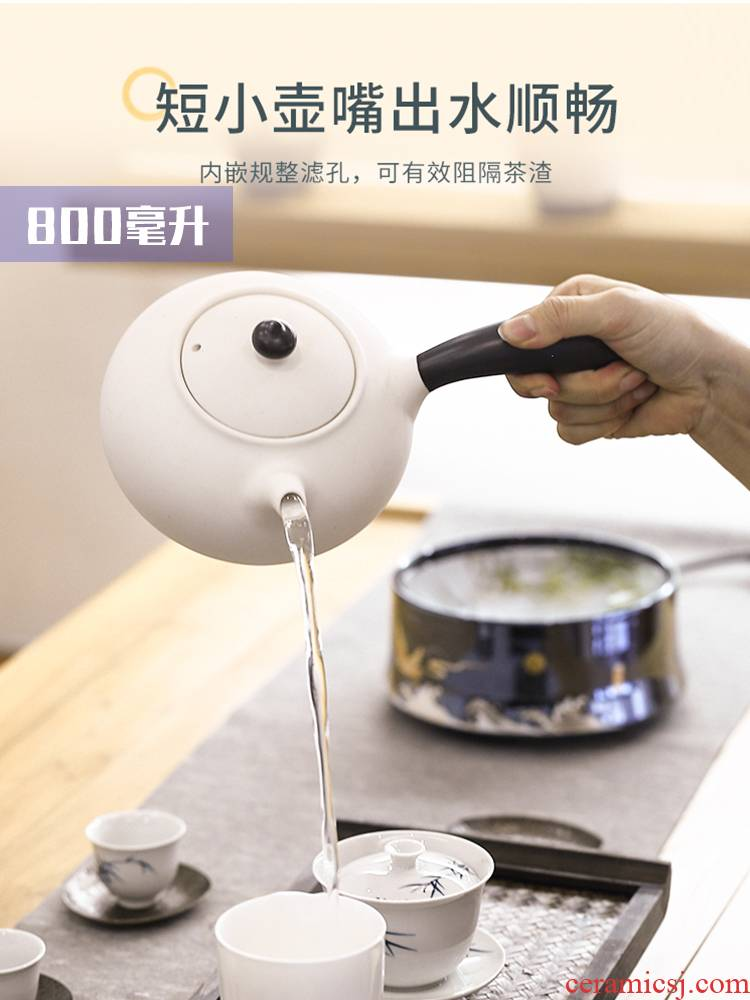 Ceramic the electric TaoLu boiled tea, the electric tea stove furnace boiling water tea special tea stove cooking kettle small household heating