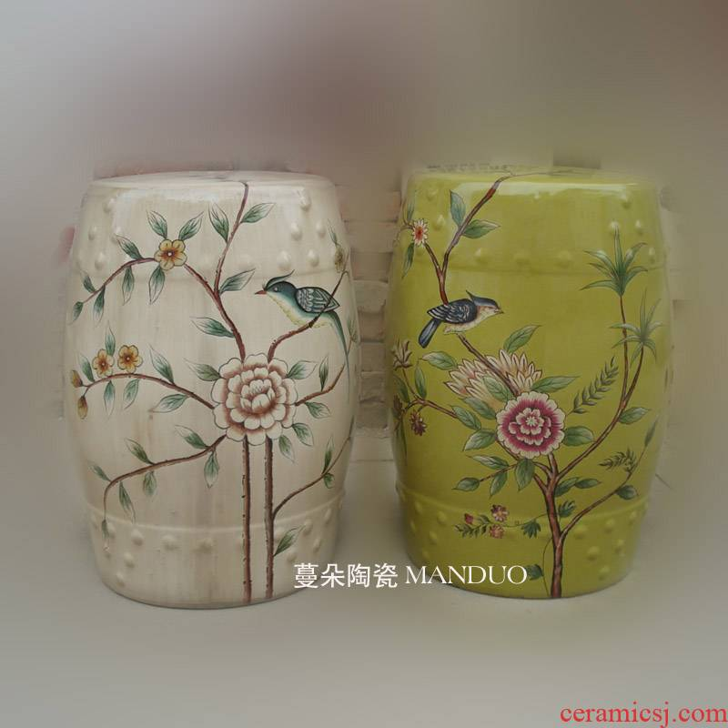 Jingdezhen painting of flowers and porcelain who fashion decorative porcelain who soft outfit furniture stores who display who
