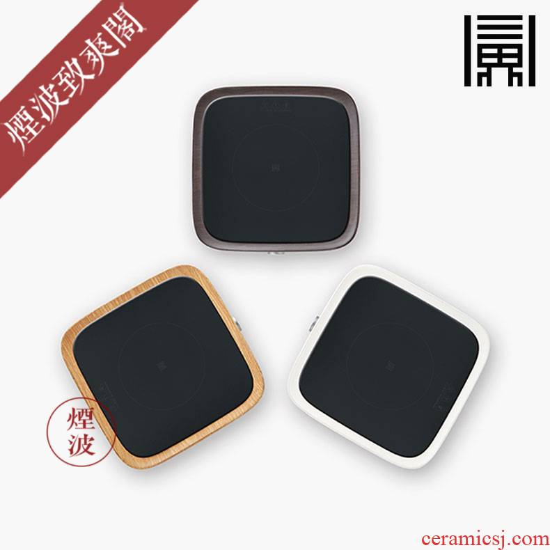 The smoke by choosing three electric TaoLu tea stove household electric tea stove to boil tea stove tea set