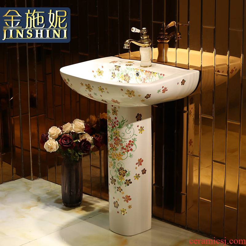 Gold cellnique European - style one - piece toilet ceramic basin stage basin basin shape butterfly LZP26 wide
