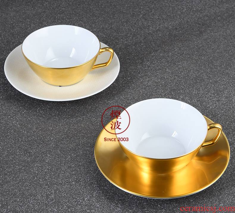Mason MEISSEN porcelain Cosmopolitan Germany grid gold orchid series cup dish group