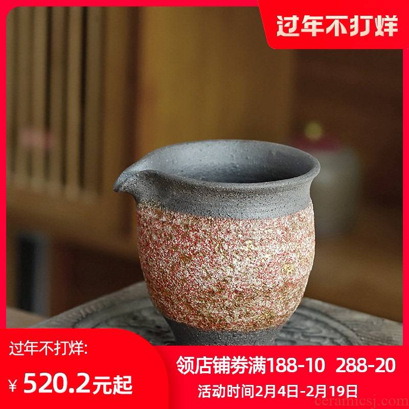 Orphan works hand made zen 】 the old rock mud tire iron move checking ceramic fair keller can raise tea sea points